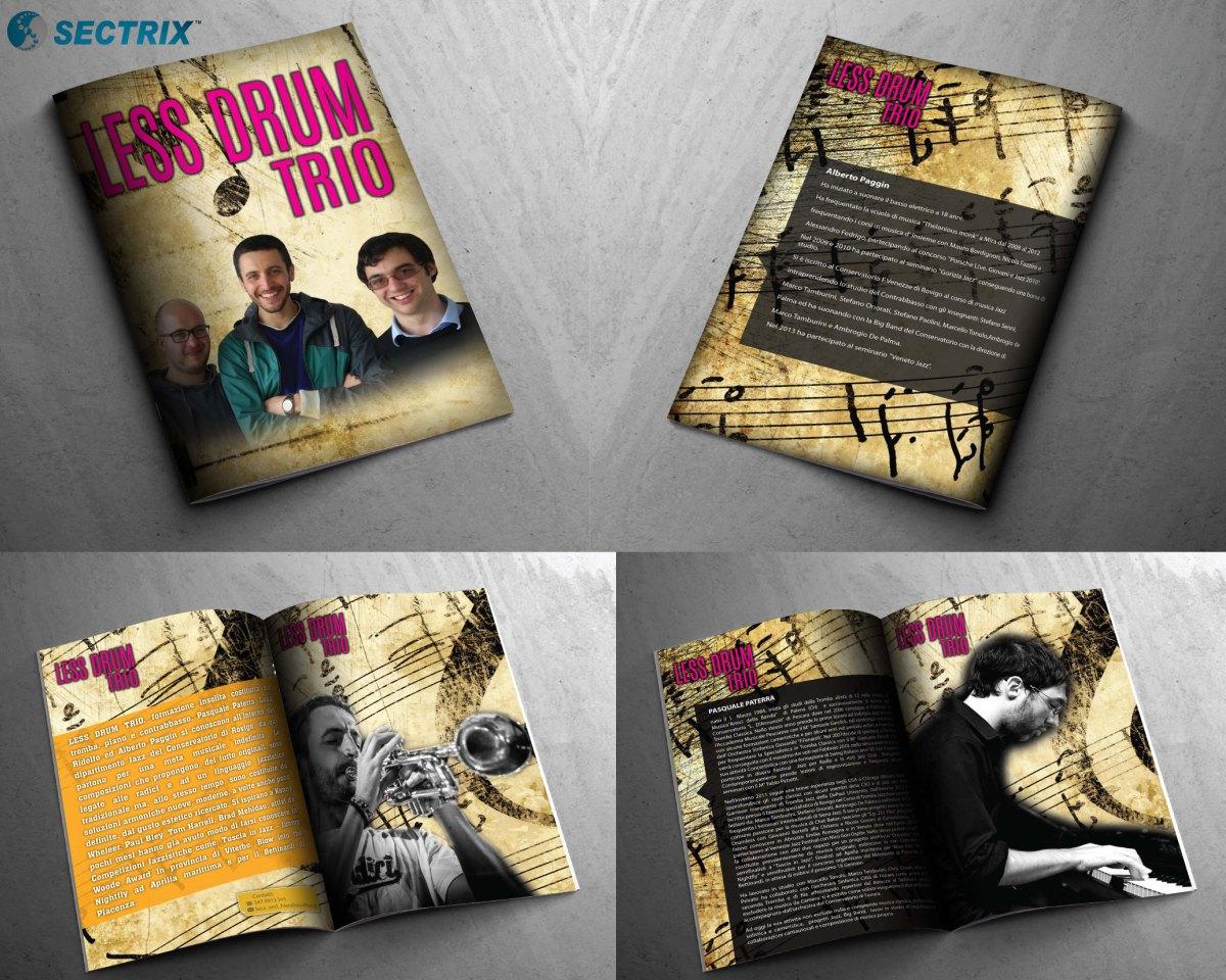 Less Drum Trio