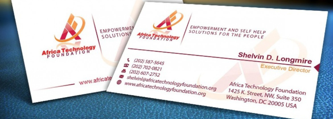 Africa Technology Foundation | SECTRIX - Graphic Design Services ...