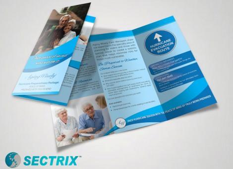 tri-fold brochure design