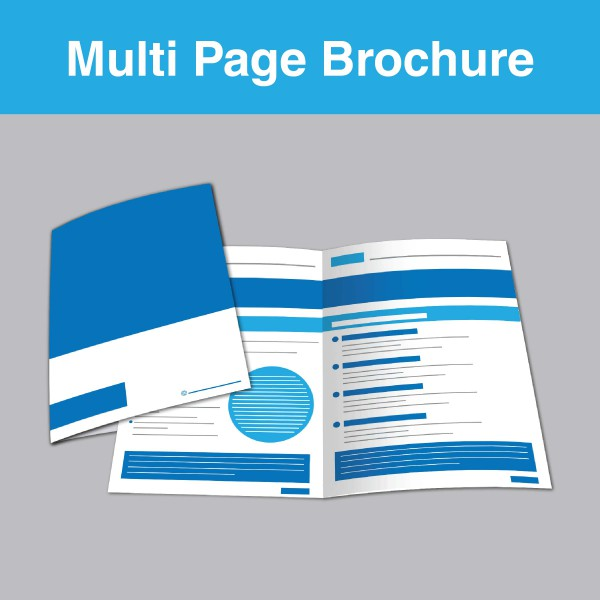 Multi Page Brochure