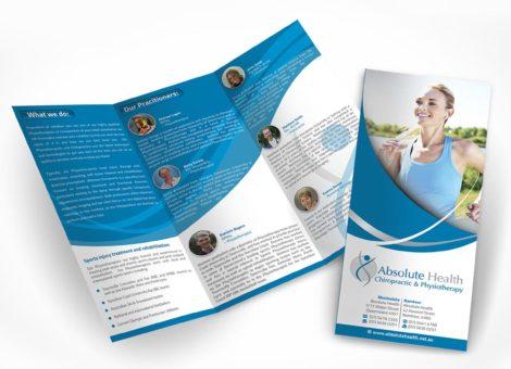 Tri-Fold Broucher Design