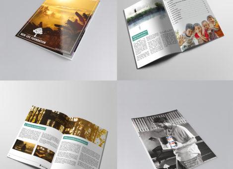 Handbook design