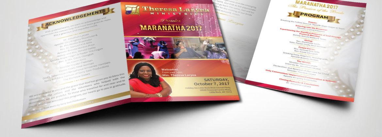 Bi-Fold BrochureDesign
